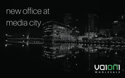 Vaioni relocates HQ to Media City