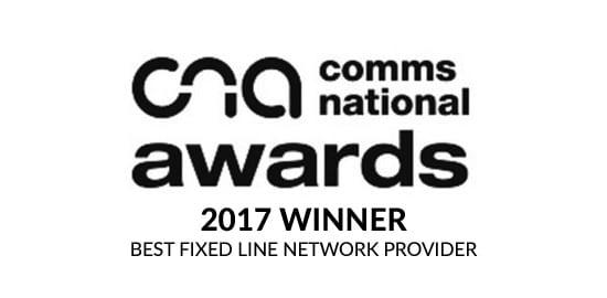 CNA 2017 Winner Logo
