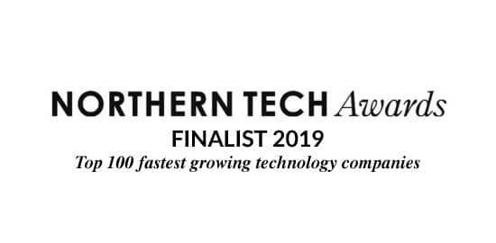 Northern Tech 2019 Finalist Logo