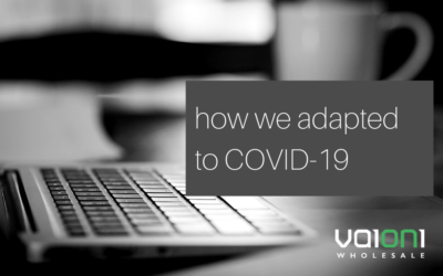 How we adapted to the COVID-19 crisis