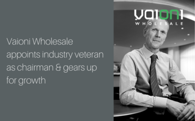 Vaioni Wholesale appoints industry veteran as chairman and gears up for growth