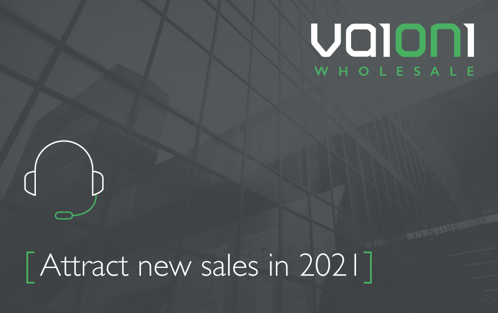 How partners can attract new sales in 2021