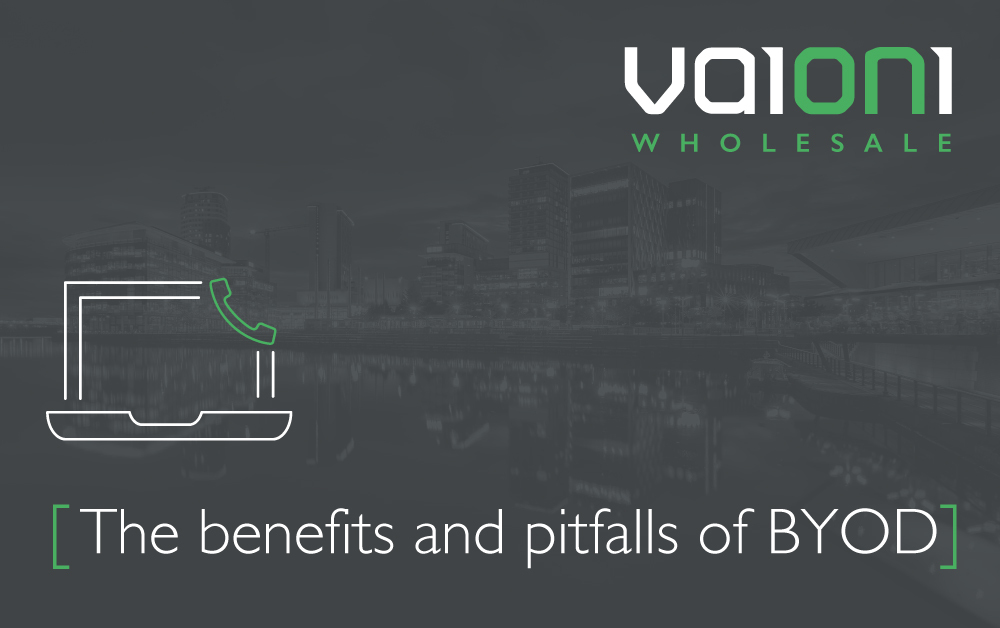 The benefits and pitfalls of BYOD